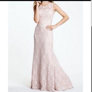 Watter Encore Dress: Andrea Size 4 Blush